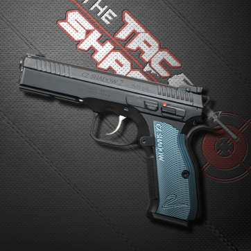 CZ shadow 2 pistol for gun webinar