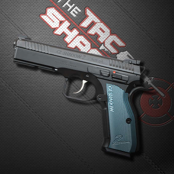 CZ shadow 2 pistol for gun webinar