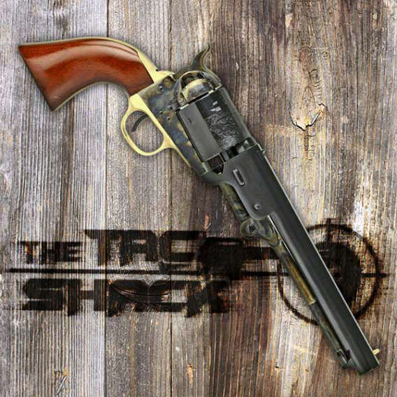 cimarron 1851 revolver gun webinar